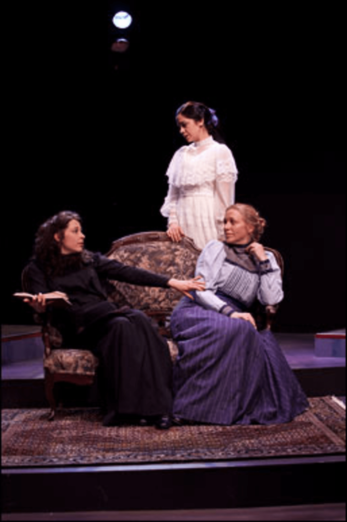 The Class Menagerie: At Source, Chekhov?s social upheaval feels a bit caged.