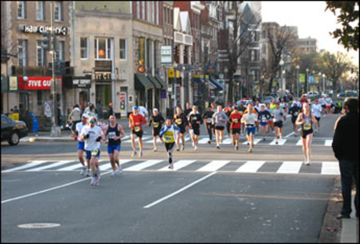 Marathon Money: D.C. taxpayers helped underwrite this race.