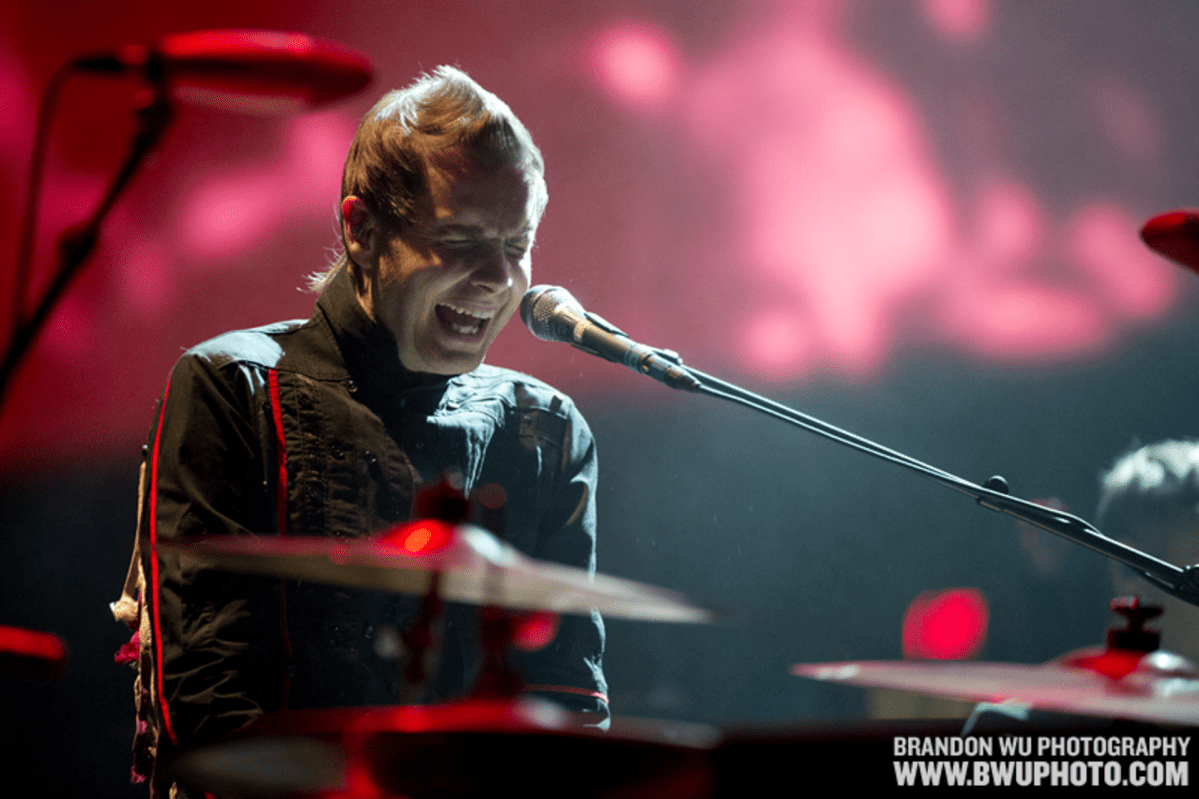 FAIRFAX, VA: Sigur R?s performs at the Patriot Center. Sunday, March 24, 2013. ? Brandon Wu / for the Washington City Paper.