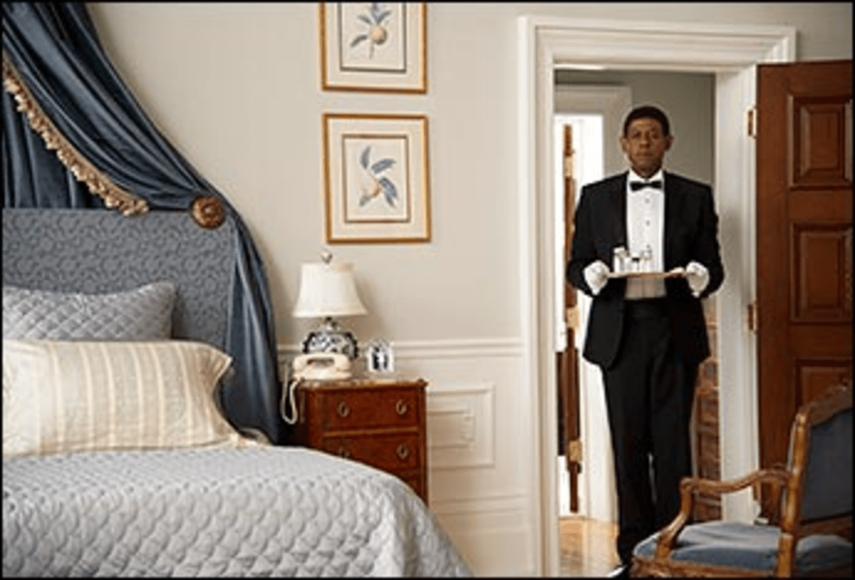 Forests Gump: Lee Daniels injects too many unrealistic events into the story of a White House butler.s Gump: Lee Daniels injects too many unrealistic events into the story of a White House butler.