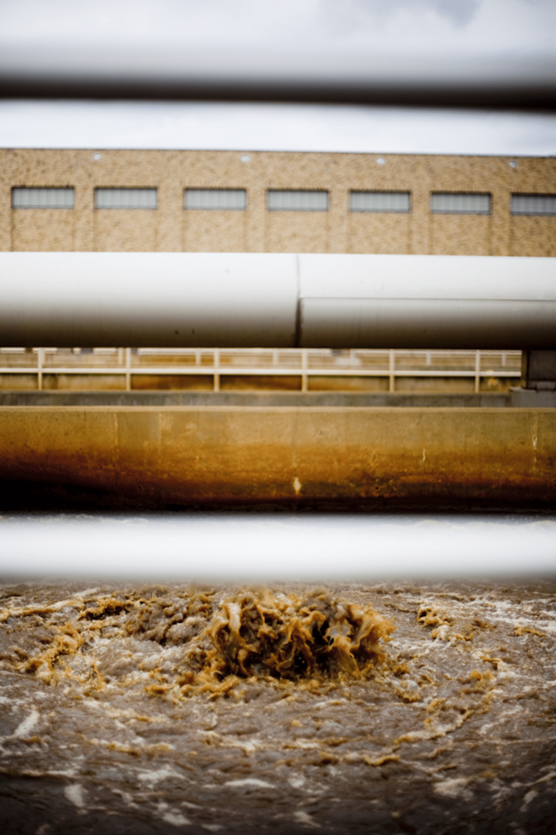 Aeration pumps run on more than 4,000 volts and 2,000 horsepower each.