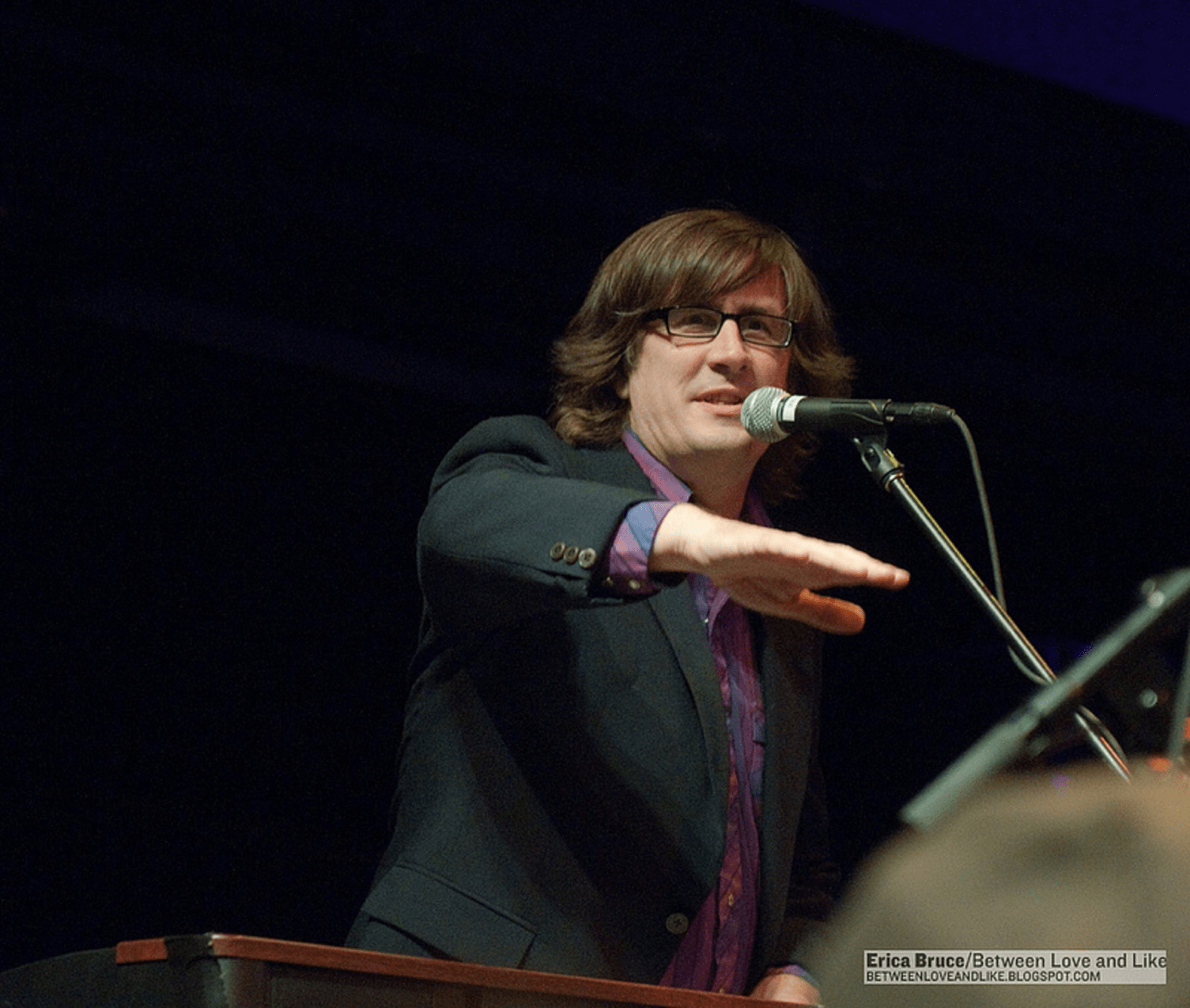 John Darnielle with Baptist Generals