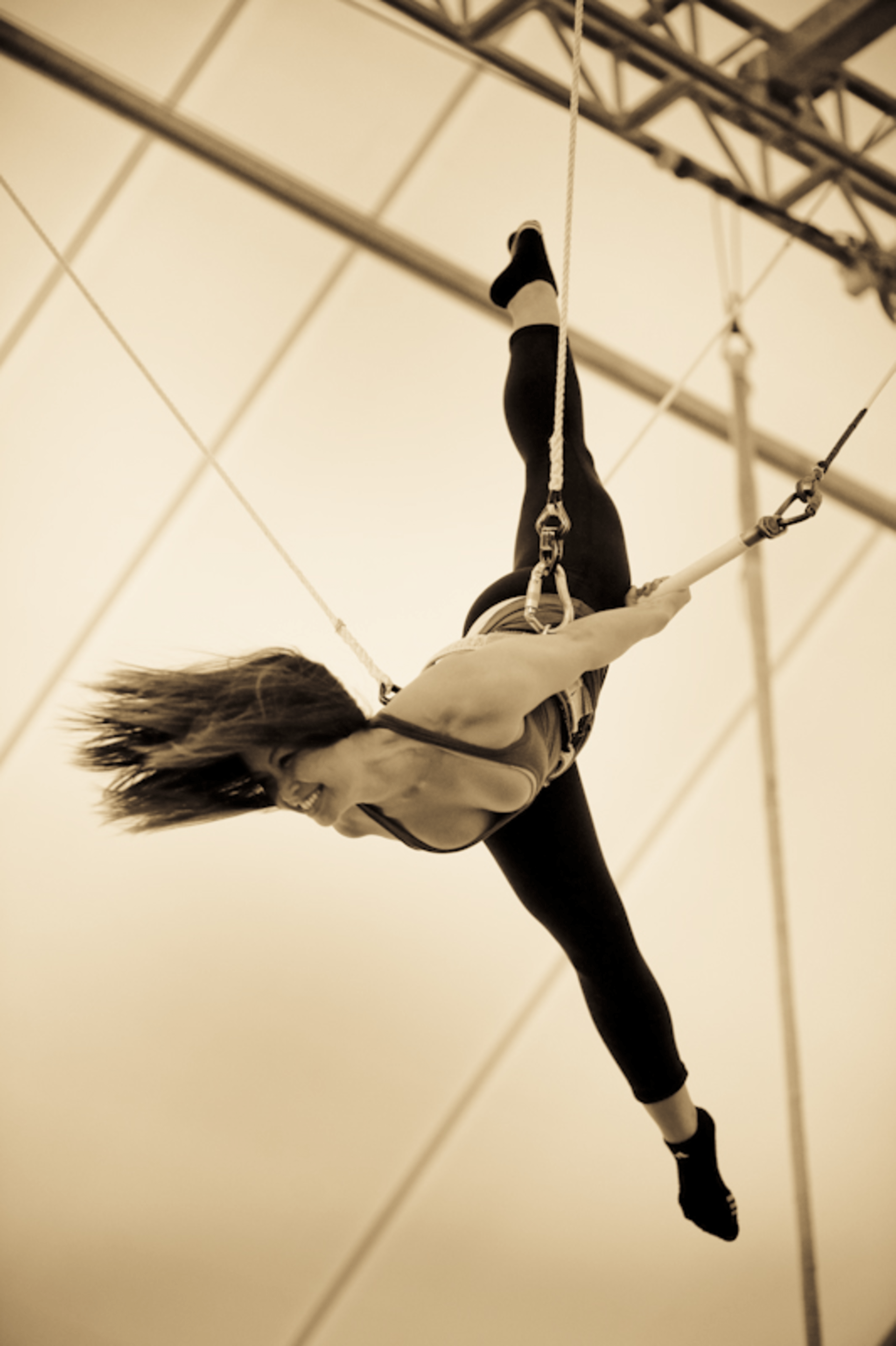 Best Core Workout: Trapeze School New Yorks D.C. Locations D.C. Location