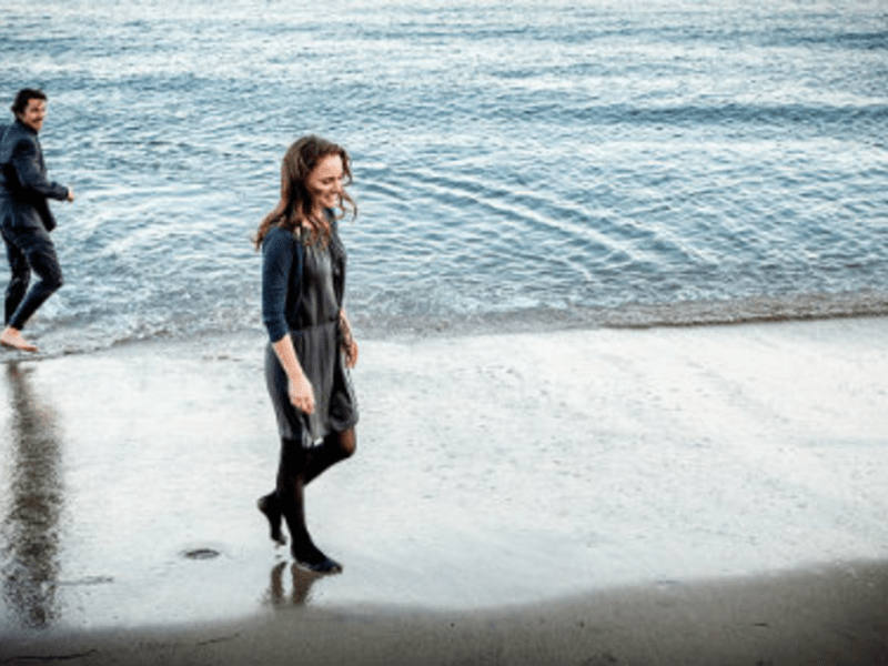 Twirling and whispering and beaches in Malick's Knight of Cups.