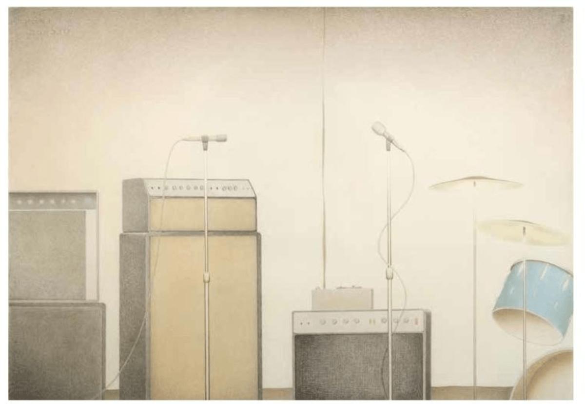 "Kevin MacDonald, ""UVATAC (Urban Verbs at the Atlantis Club)."" 1978."