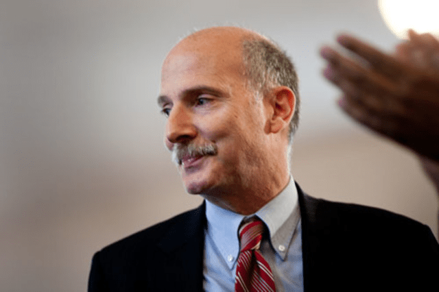 Phil Mendelson, denied his usual convention spot