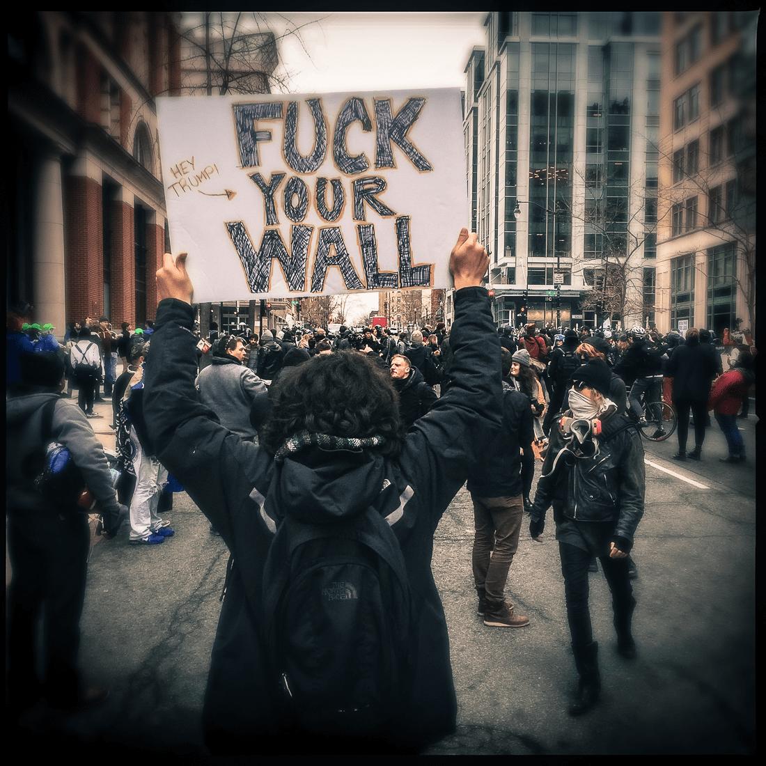 12th Street NW, January 20