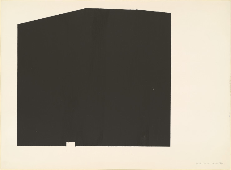 """Anne Truitt, """"26 December 1962, No. 5,"""" (1962)"""