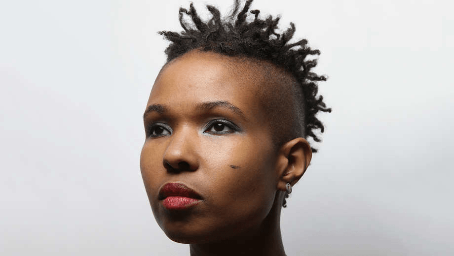 Akua Allrich performs Saturday at the Kennedy Center.