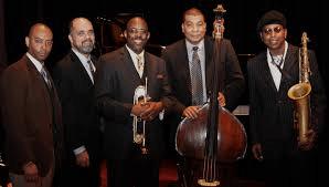 Michael Thomas and his quintet.