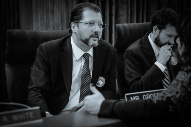 At-Large Councilmember David Grosso