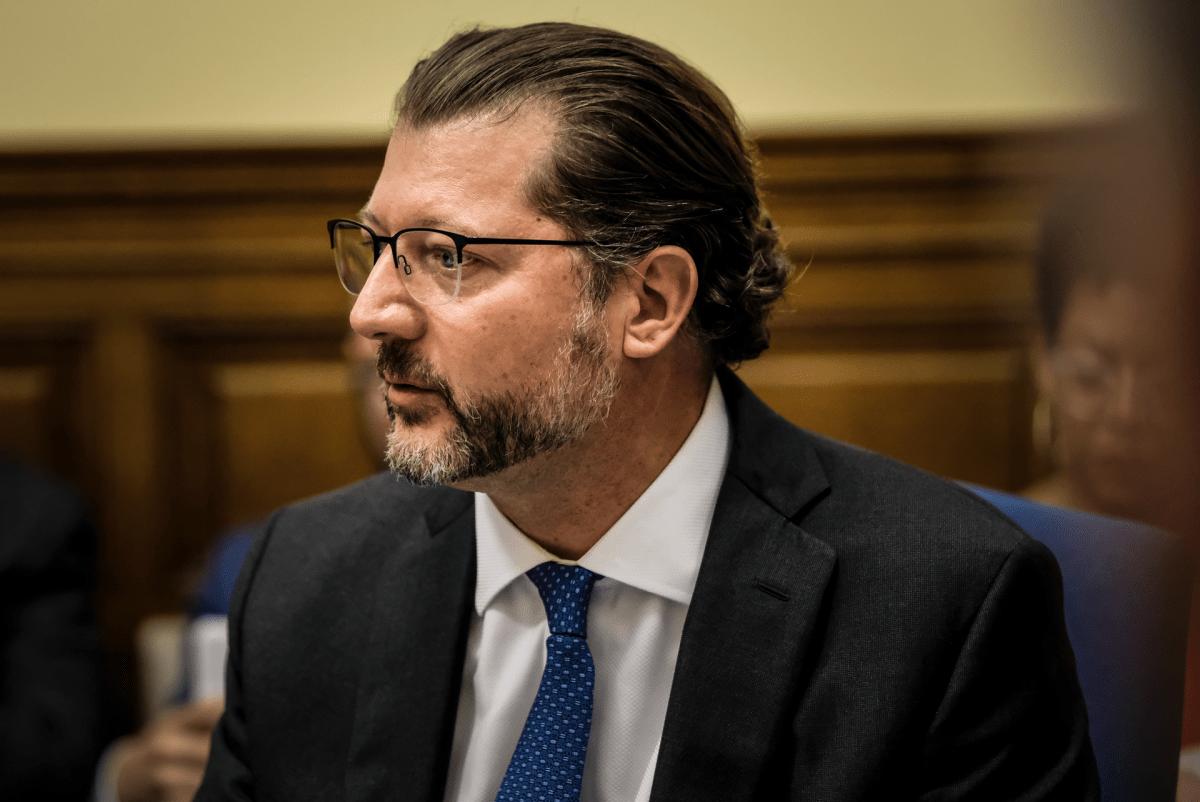 Councilmember David Grosso