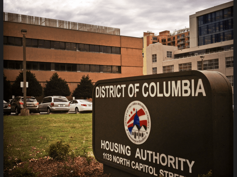 DC Housing Authority Headquarters