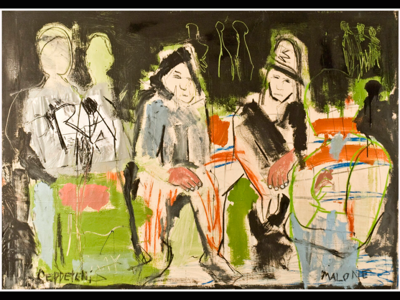 """""""Street Pharmacy"""" by Duly Noted Painters, 2014"""