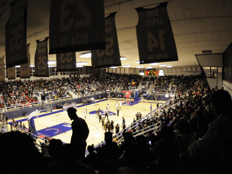 Howard Universitys Burr Gymnasiums Burr Gymnasium