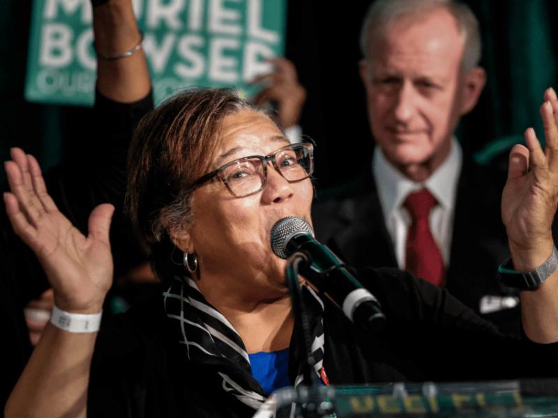 At-Large Councilmember Anita Bonds