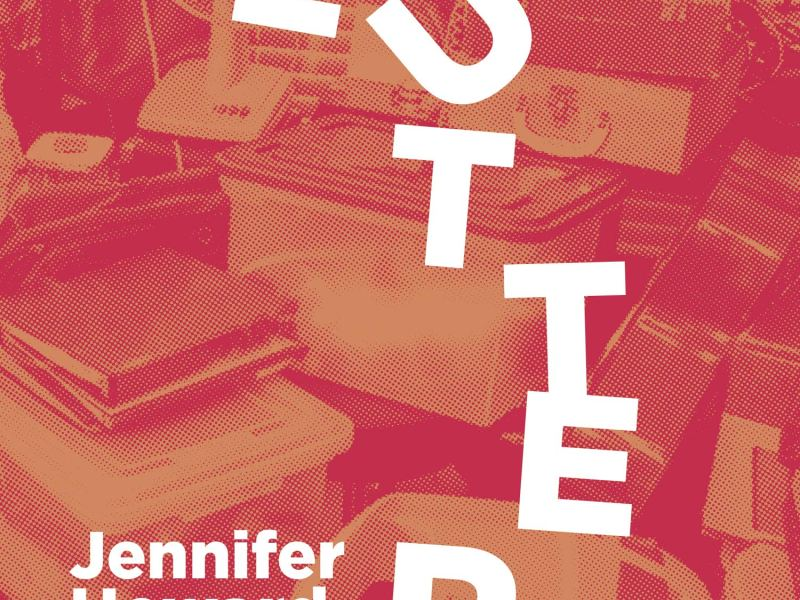 Book cover of Clutter: An Untidy History
