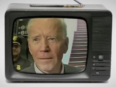 A still from Political Advertisement X.