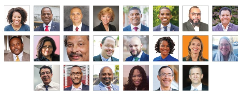 D.C. at-large councilmember candidates