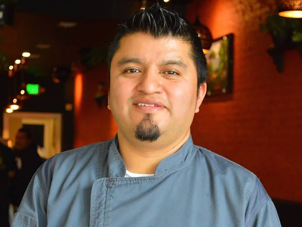 Chef Alfredo Solis portrait