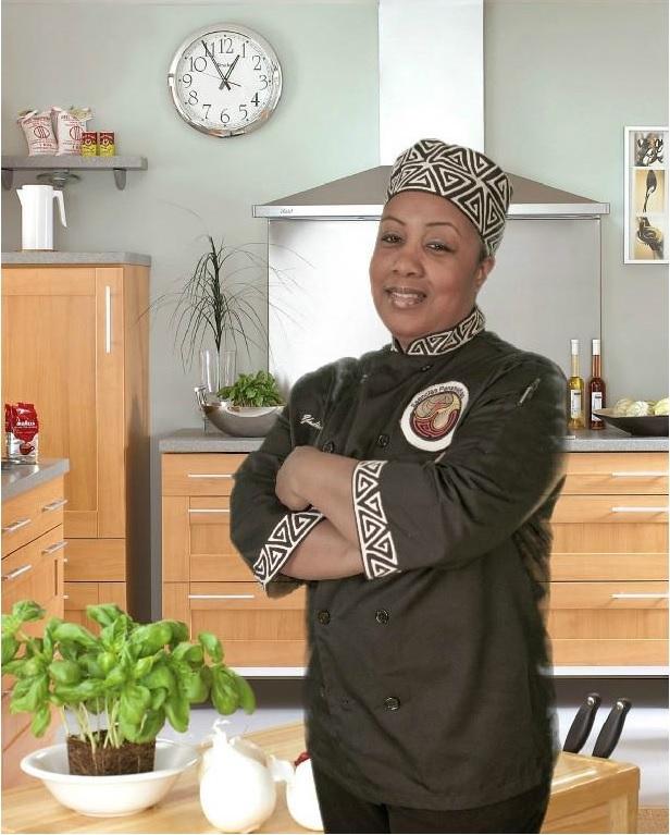 Chef Yadira Stamp