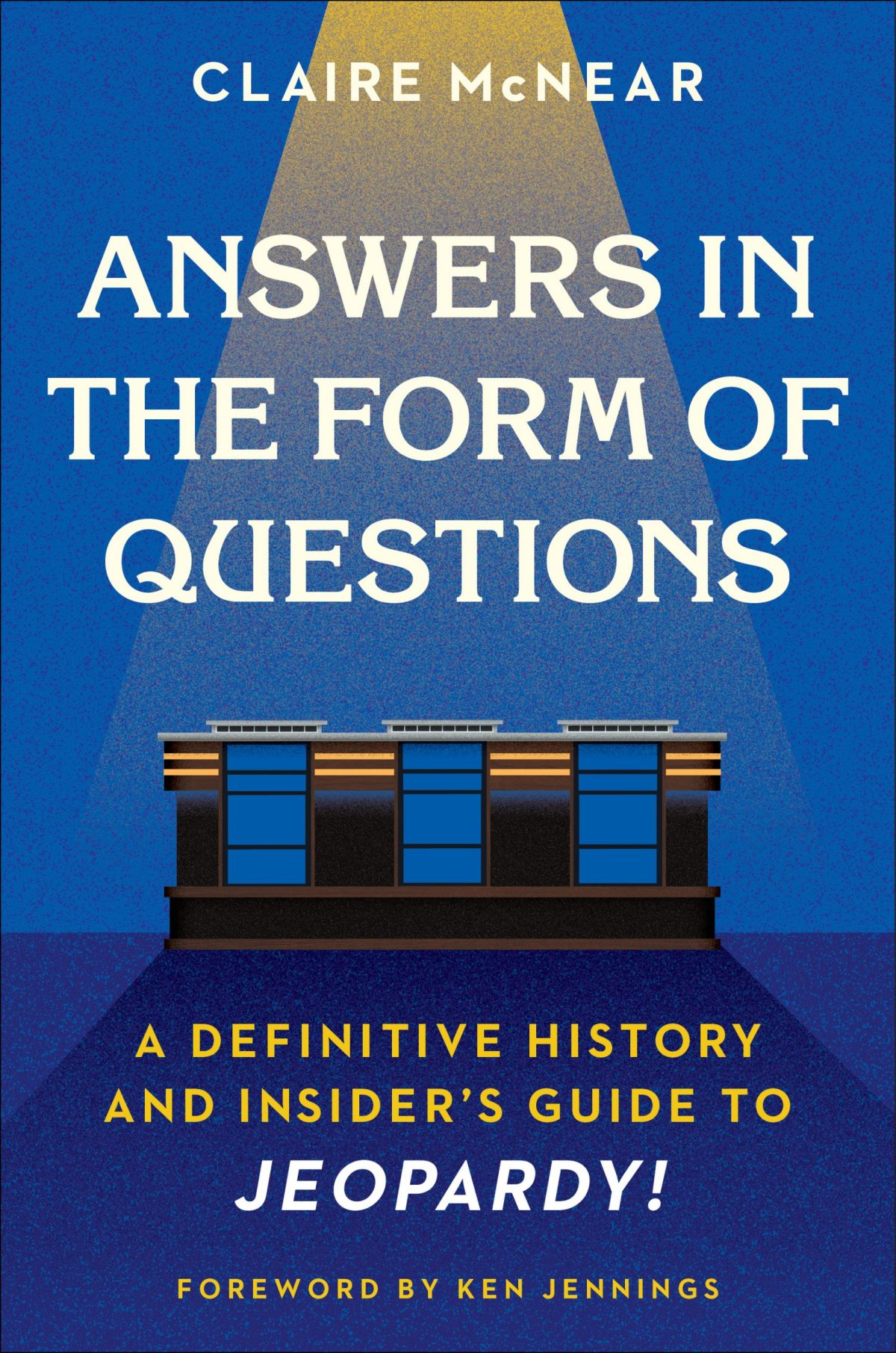 The cover of Answers in the Form of Questions