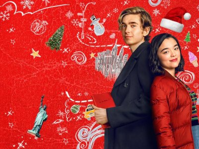 A promotional image for Dash & Lily