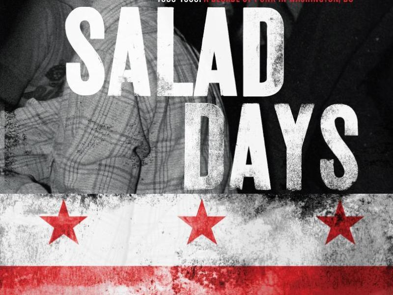 Poster for Salad Days.