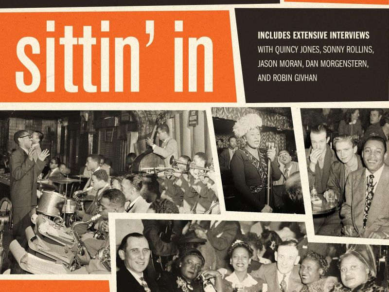 The cover of Sittin' In.