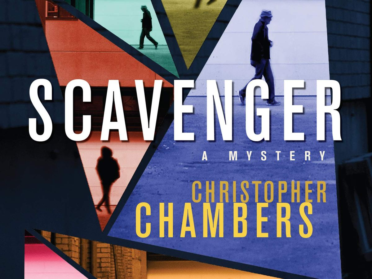 The cover of Scavenger.