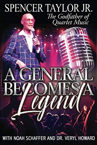 The cover of A General Becomes a Legend by Spencer Taylor Jr.