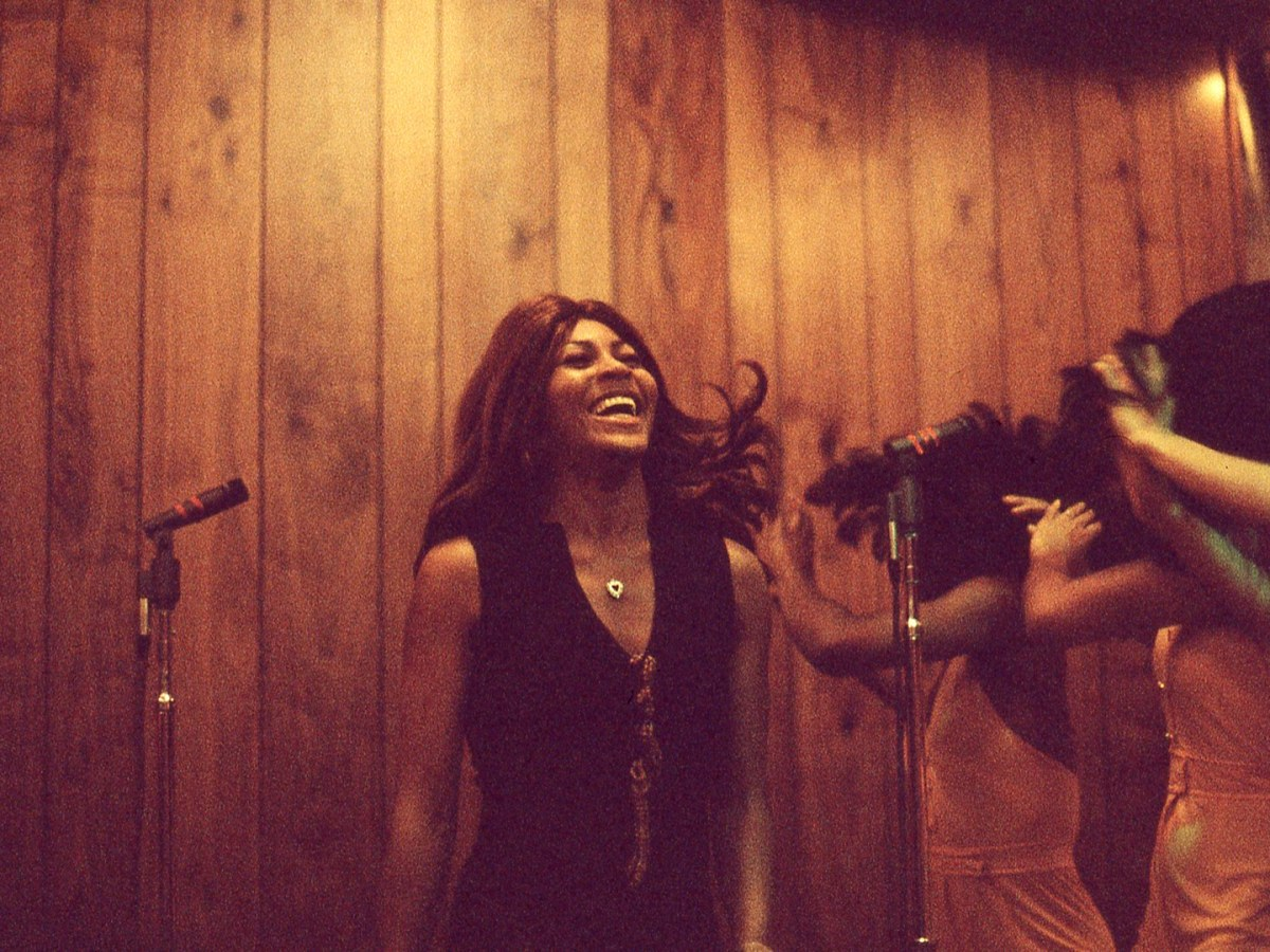 A still of Tina Turner from Tina.