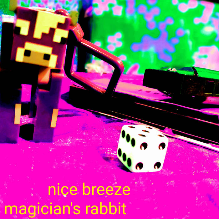 The cover of Magician's Rabbit by Nice Breeze.