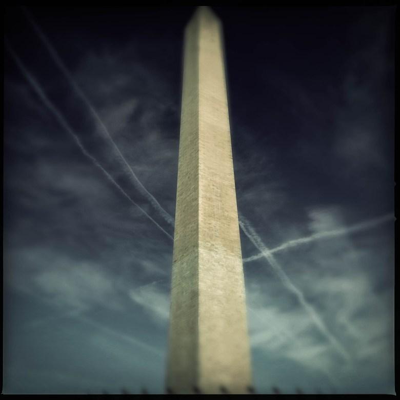 Washington Monument, Jan. 20, 2018