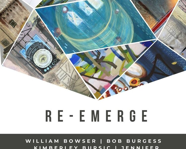 Studio Gallery Re-Emerge promotional image