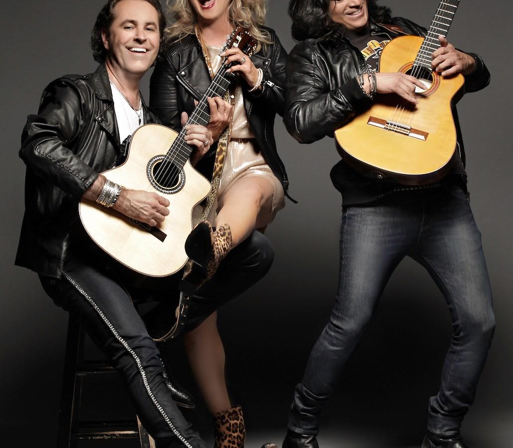 Trio Caliente performs at ¡Viva Cultura!
