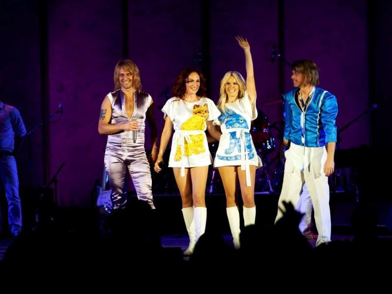 The Visitors bring you ABBA The Concert