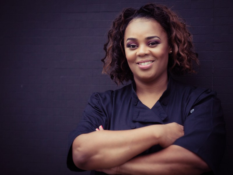 Chef Dee Lavigne on Lena Richard for Cooking Up History