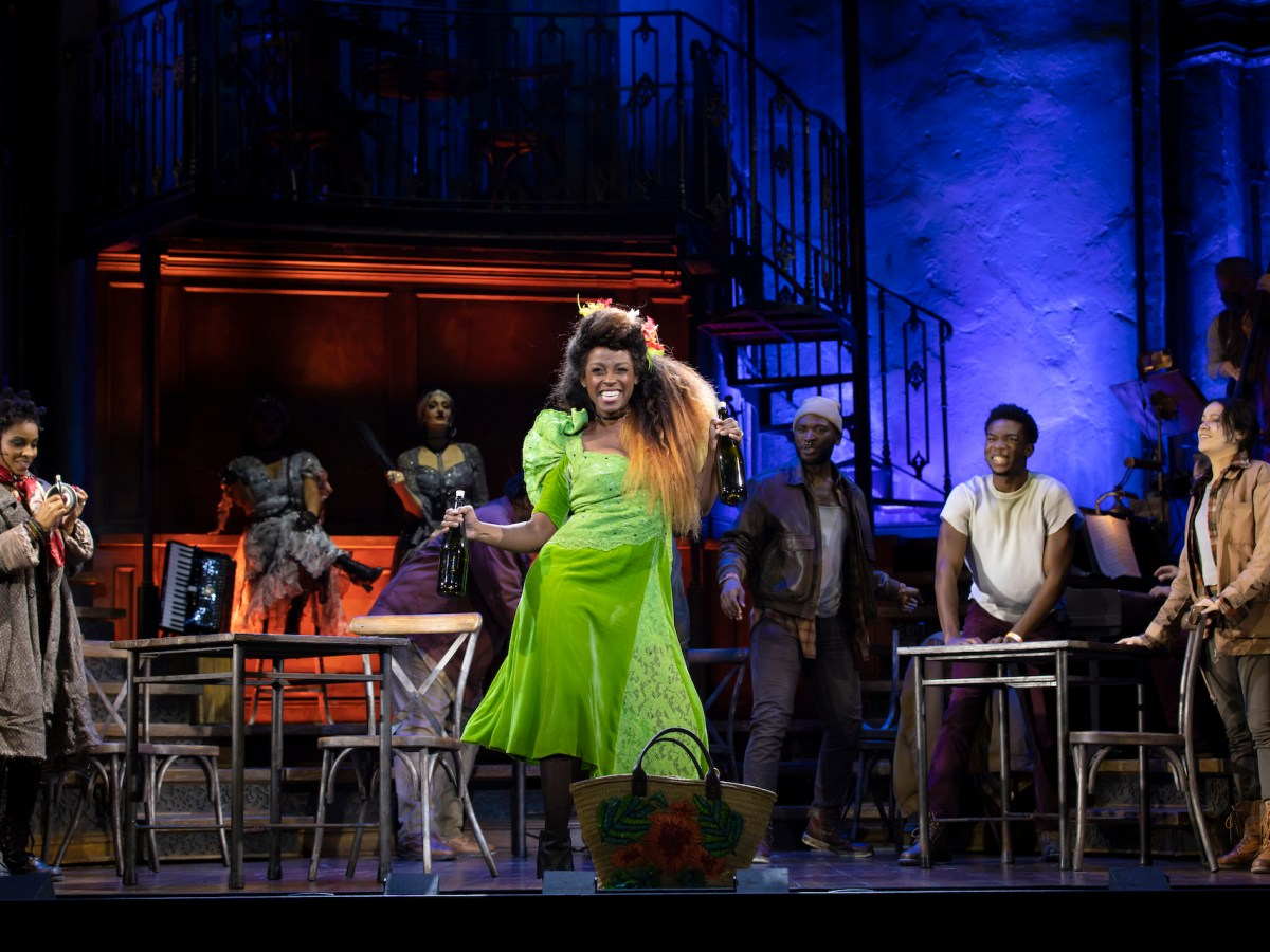 Hadestown at the Kennedy Center