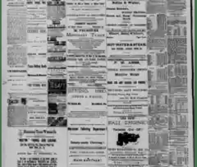 Bradford Era Newspaper Archives