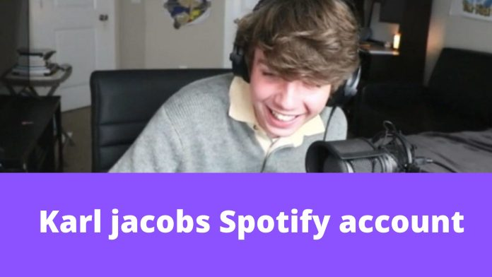 What is Karl jacobs Spotify