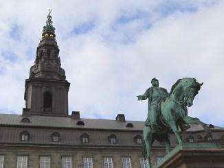 Christiansborg-Hest