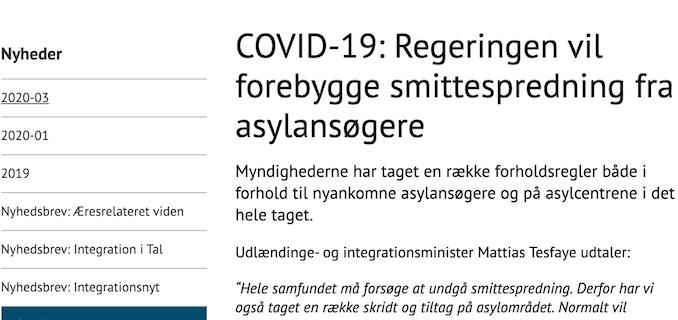 Covid19-Regeringen