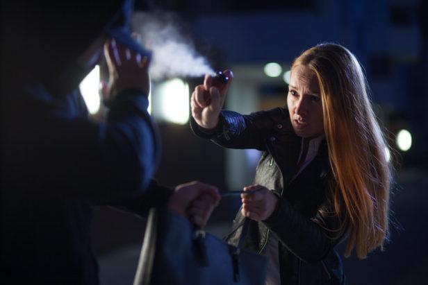 peberspray våben voldtægt overfald kvinde kriminalitet ss