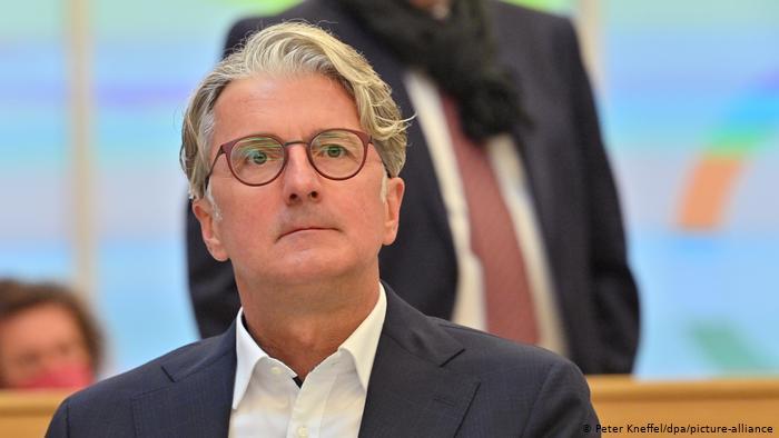 Former Audi CEO Rupert Stadler faces fraud charges