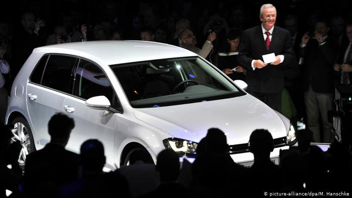 Ex-VW CEO Martin Winterkorn