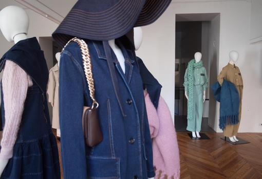 Denim tailor from his collaboration with Tejidos Royo