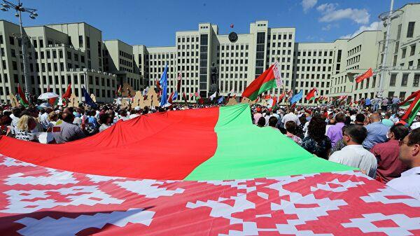 ЕС введет санкции против ответственных за насилие в Белоруссии