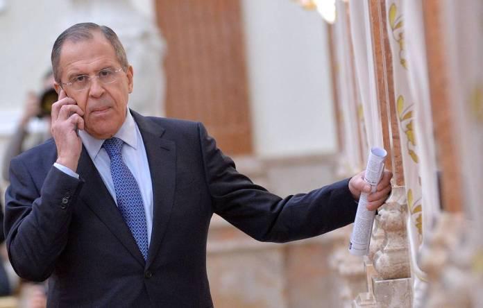 Лавров и Блинкен в первом разговоре обсудили нормализацию отношений между Россией и США