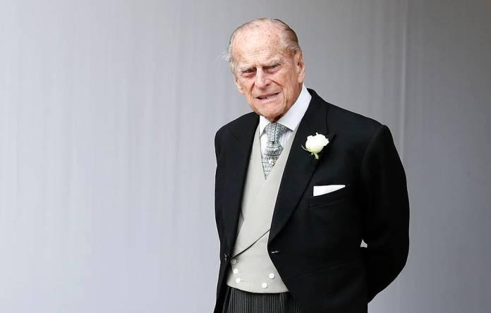 Умер супруг британской королевы Елизаветы IIгерцог ЭдинбургскийФилип
